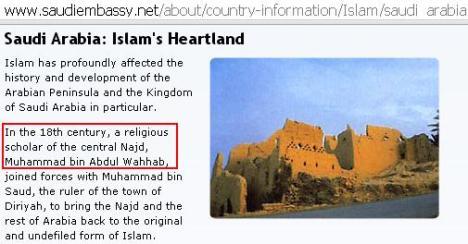Najd Saudi
