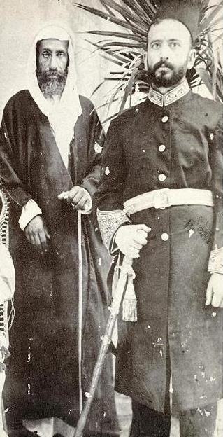 Muhammad bin Abdul Wahhab dan Jenderal Inggris Sir Percy Cox