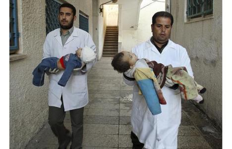 Anak=anak Palestina yang dibunuh Israel