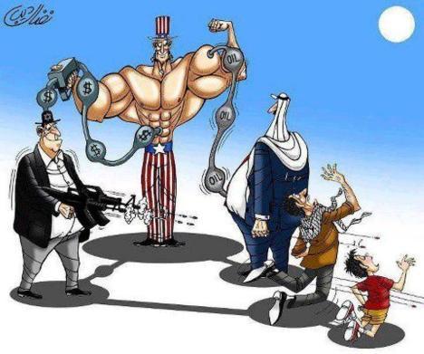 Arab Saudi Bantu AS dan Israel Bantai Ummat Islam di Timur Tengah