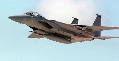 Jet Tempur AS F15
