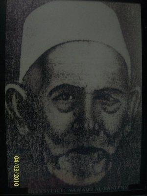 Syaikh Nawawi Al Bantani ulama Mazhab Syafi'ie yang dibantai keji oleh Wahabi