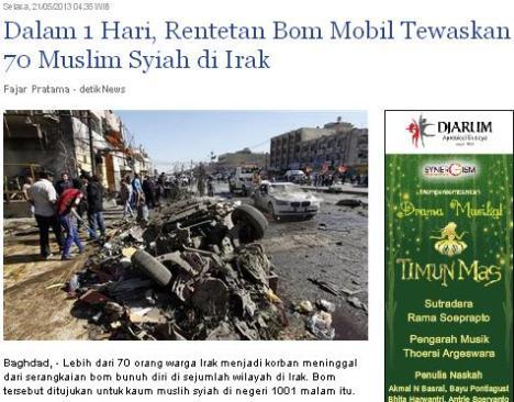 Bom Mobil di Iraq