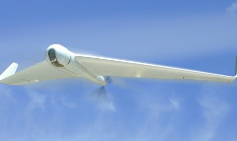Pesawat Tanpa Awak (UAV) Buatan Israel