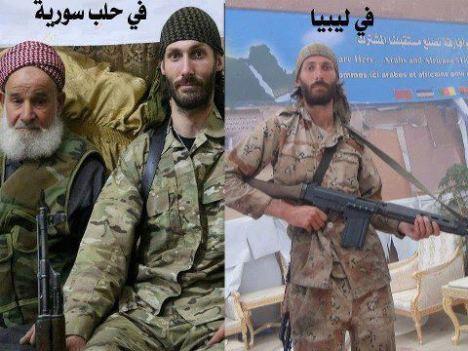 Matthew Van Dyke di Libya dan Suriah