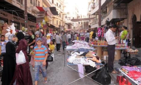 Pasar Kuno Aleppo