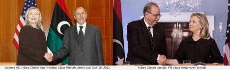 Pemimpin Libya Boneka AS