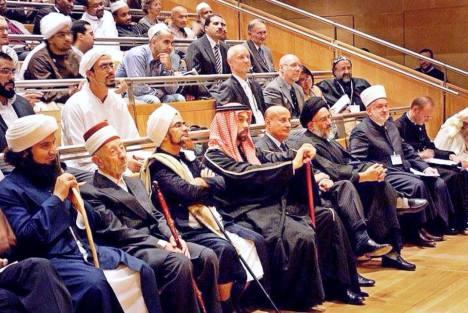 Para Ulama Peserta Risalah Amman