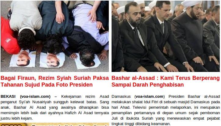 Buat para penggemar berita arrahmah.com dan voa-islam.com (2/6)