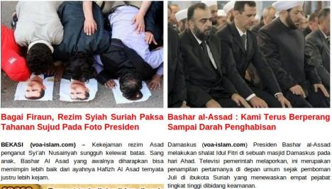 Voa Islam Assad
