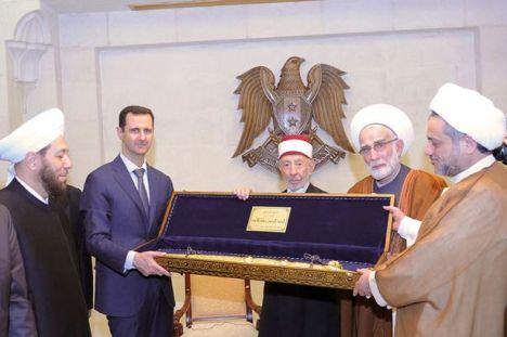 Assad dan Ulama Sunni 2