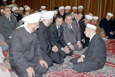 Assad dan Ulama Sunni