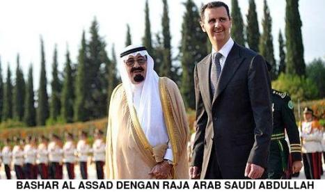 Bashar dan Abdullah