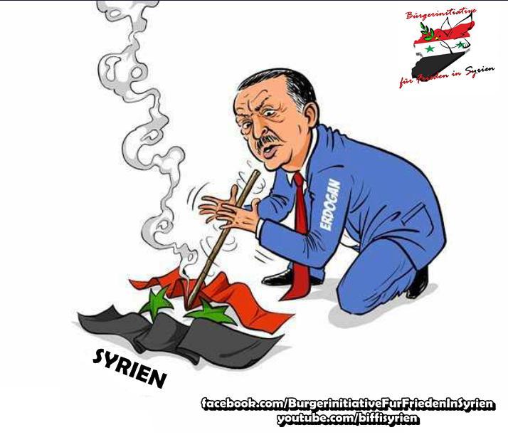 Harusnya Erdogan (Ikhwanul Mulimin yg jadi PM Turki) mendamaikan ...