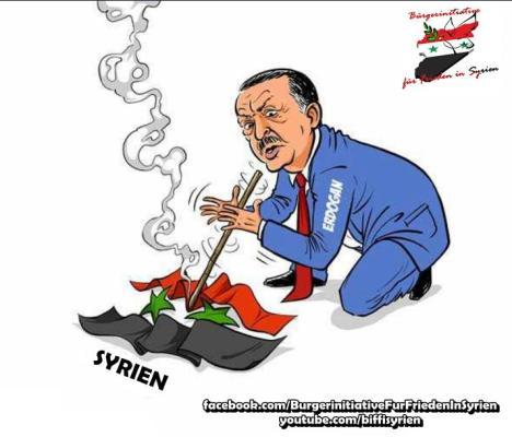 Erdogan dan Suriah