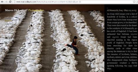 Foto Asli Pembataian di Iraq