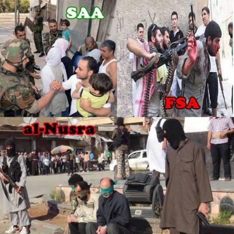 Pembunuh Rakyat Suriah