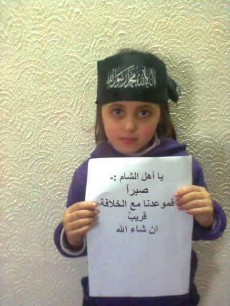 Anak Suriah dipaksa Jadi Pemberontak Bersenjata4