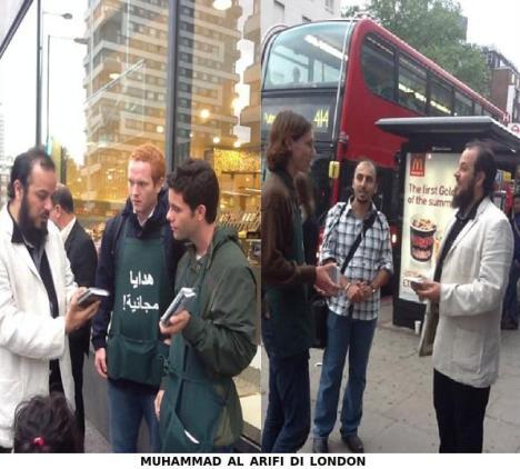 Arifi di London