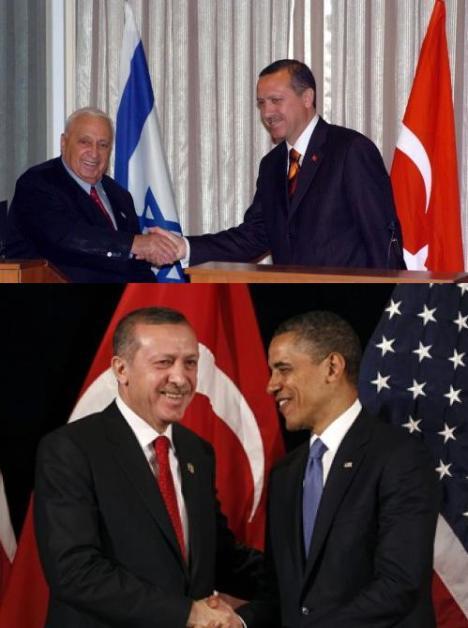 Erdogan dan Israel