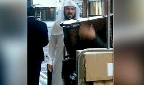 Muhammad Al Arifi di Inggris