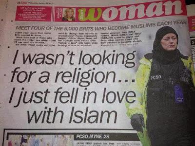 Polisi Wanita Muslim