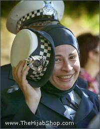 Polisi Wanita Muslim Australia