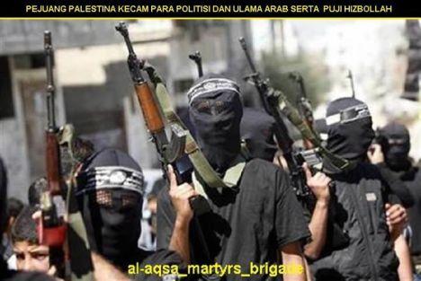 Mujahidin Asli yang Melawan Israel