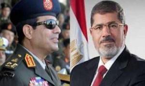 Mursi dan Al Sisi