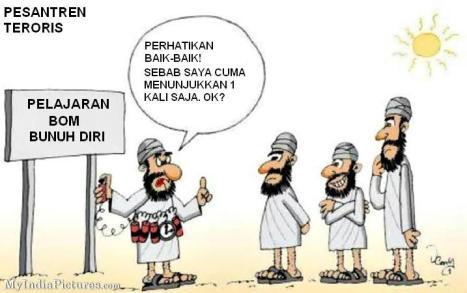 Pesantren Teroris
