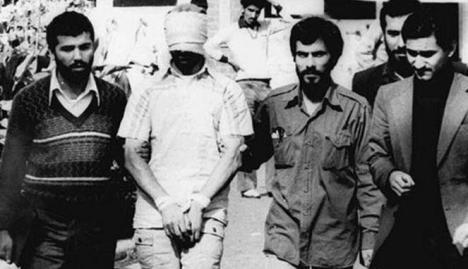 Staf Kedubes AS disandera 9 November 1979