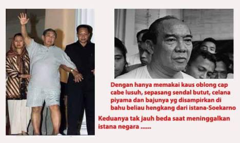Gus Dur dan Soekarno