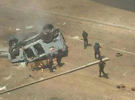 Polisi Mesir2