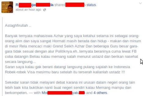 Status FB