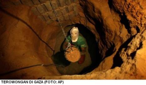 TEROWONGAN DI GAZA