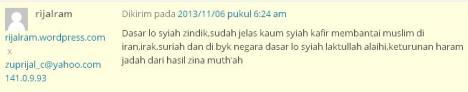 Komentar Khawarij