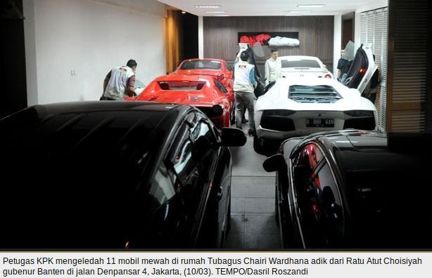 Koleksi Mobil Mewah Selebritas Indonesia | KASKUS