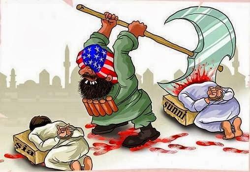 Hati-hati terhadap Isyu Syi'ah Bukan Islam. Akhirnya Sunni juga Dibantai (1/2)