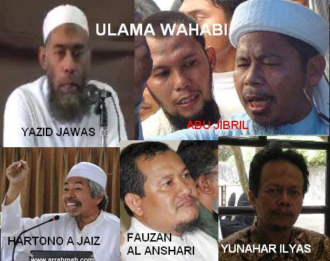 Ulama Wahabi