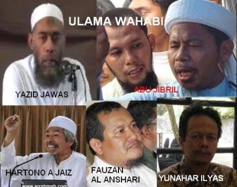 Mengenal Ulama Wahabi di Indonesia
