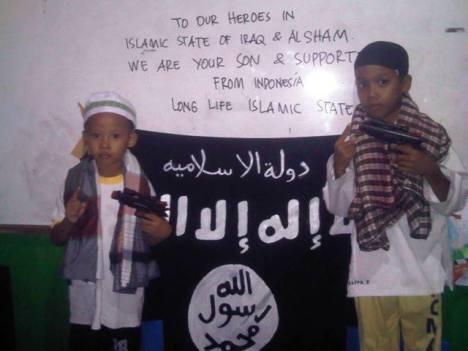 Teroris Anak