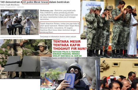 Tentara Mesir Kafir