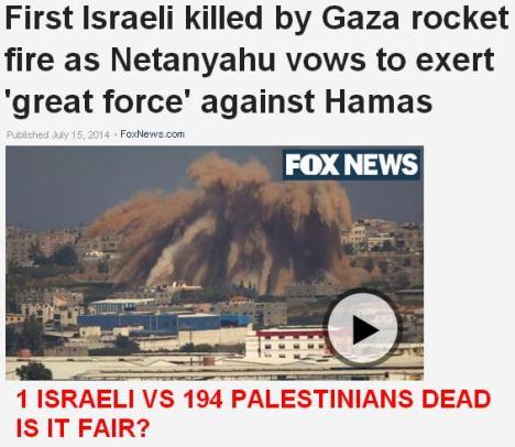 Israel vs Palestine Conflict