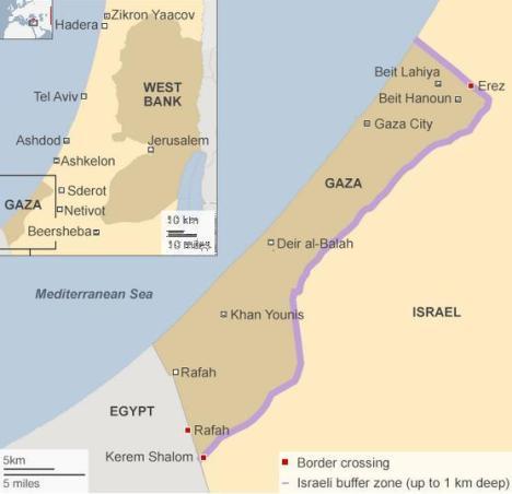 Krisis Gaza 2