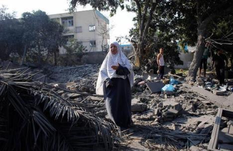 Krisis Gaza 3