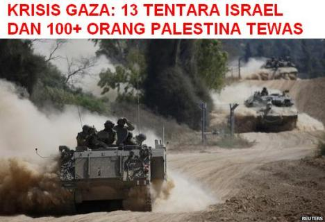 Krisis Gaza