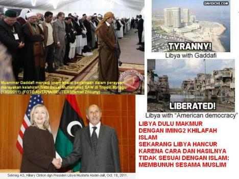Qaddafi Libya