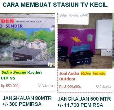 Stasiun TV Kecil
