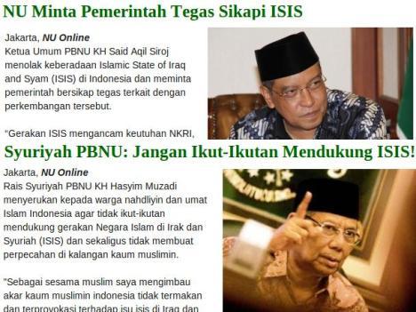 Jumhur Ulama Menentang ISIS