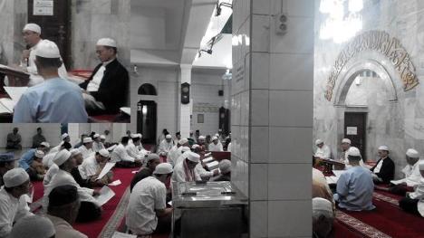 Ceramah KH Dr Mohamad Hidayat MBA